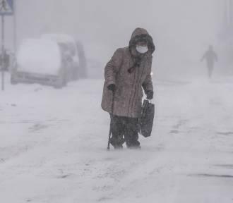 Będzie ponowny atak zimy? Możliwe kolejne śnieżyce i to jeszcze w tym tygodniu!