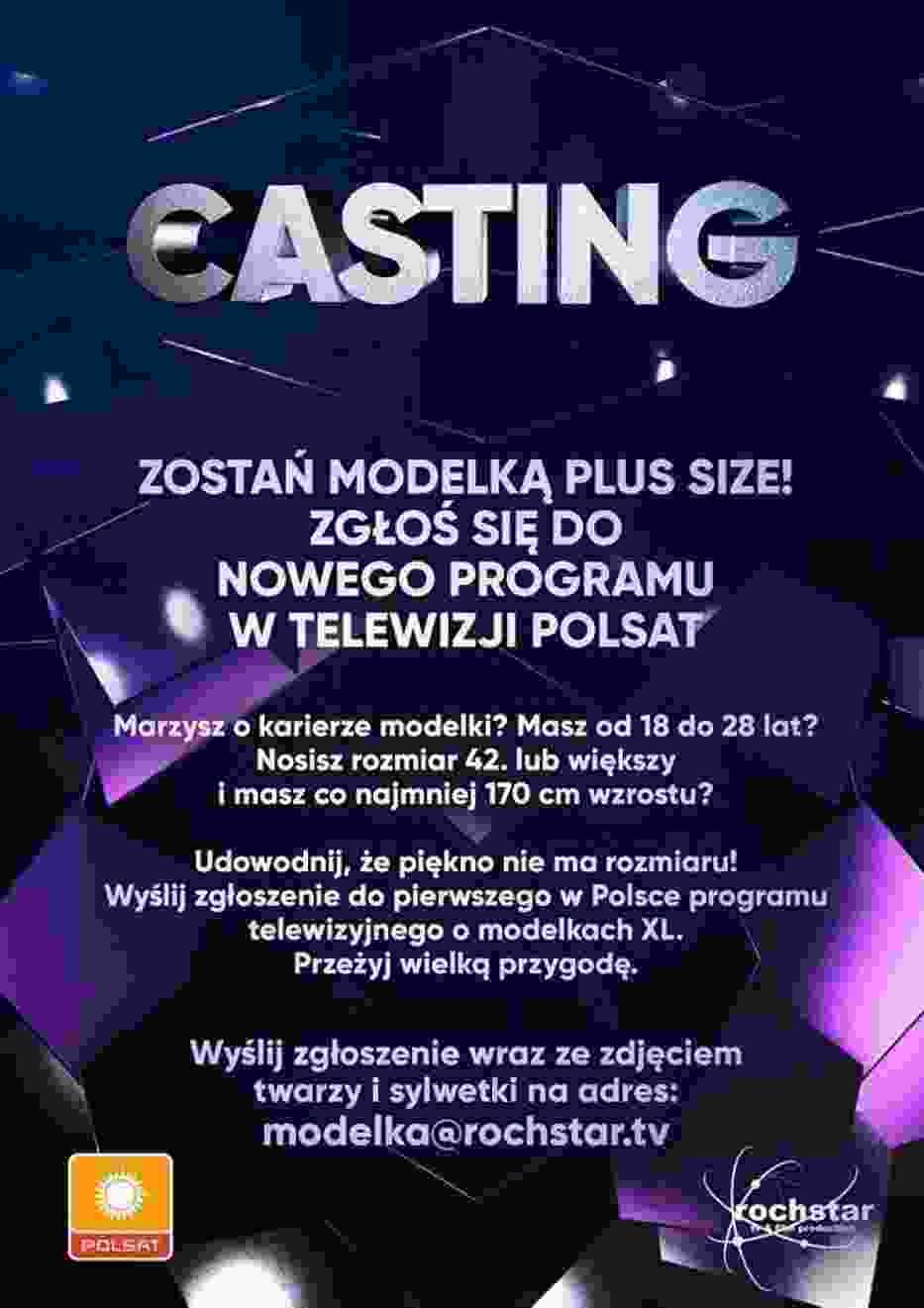 Curvy Supermodel Polska. Polsat przygotowuje kontrowersyjny program o modelkach XL