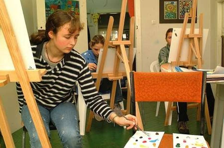 Dzieci I Młodzież Tworzą Dzieła Sztuki Tarnów Naszemiastopl