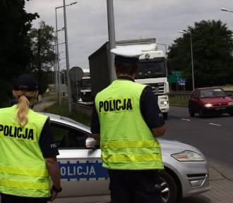 Policyjna akcja i 160 przypadków przekroczenia prędkości