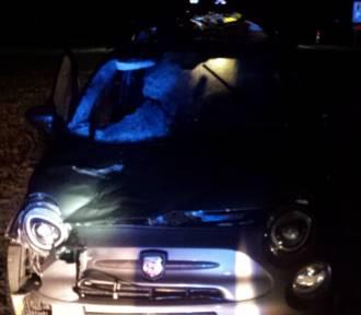 Śmiertelne potrącenie w gm. Miłoradz. 59-latka zginęła na drodze 22, policja apeluje o ostrożność