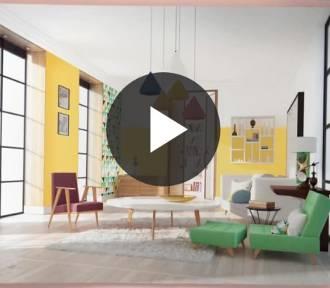 Malowanie ścian - trendy kolorystyczne na 2017 rok [WIDEO]