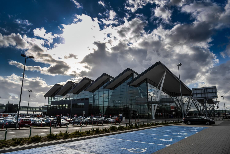Lotnisko w Gdańsku w 2020 r