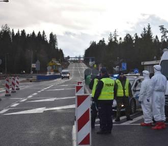 Od poniedziałku część przejść granicznych ze Słowacją zamknięta na głucho