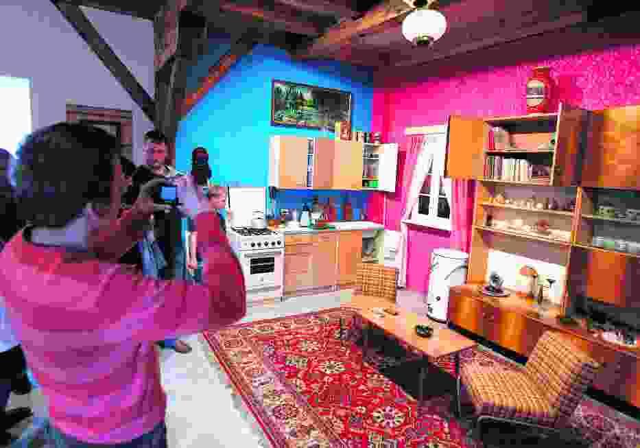 Tak wyglądało typowe mieszkanie w PRL-u