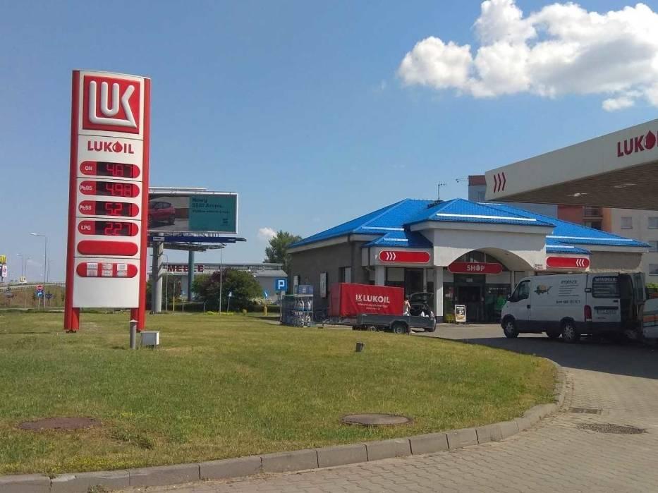 Stacja Lukoil