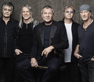 Deep Purple w Krakowie w pożegnalnej trasie koncertowej