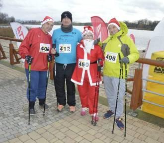 Druga odsłona XX Zimowego Grand Prix Sztumu - rywalizacja nordic walking [ZDJĘCIA]