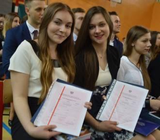 Maturzyści z Kochanowskiego zakończyli rok
