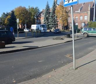 Remont drogi wojewódzkiej w centrum Wejherowa. Kierowców czekają utrudnienia [ZDJĘCIA]