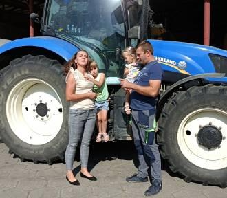 Swędrowscy z Jaroszewa postawili na rolniczy handel detaliczny i nie żałują [zdjęcia]