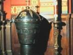 XV-wieczna chrzcielnica