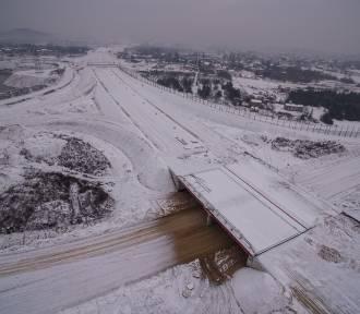 Opóźnienia na budowie autostrady A1. Kiedy zostanie otwarta?