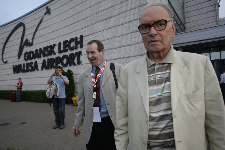 Ennio Morricone w Polsce