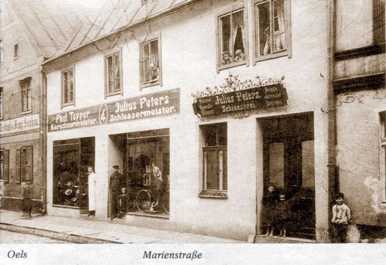 Marienstrasse - Matejki