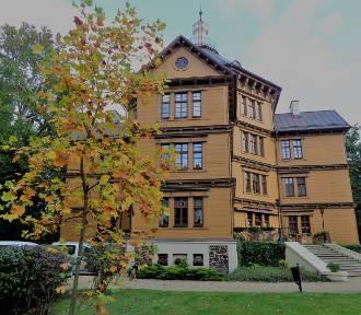 Czy jesień zawitała już do parku wokół pałacu Radziwiłłów w Antoninie? ZDJĘCIA