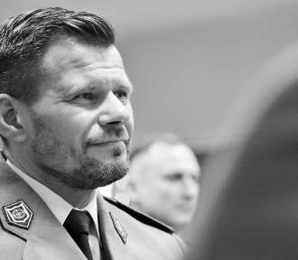 Śmierć policjanta w Świnoujściu. Stanowisko stracił komendant, jego zastępca i 11 innych funkcjonariuszy