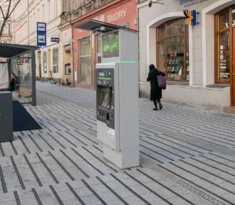Nowe biletomaty w Poznaniu. Są ekologiczne i supernowoczesne!