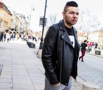 Street fashion w Warszawie, część 3. Gdzie jest kolor? [ZDJĘCIA]