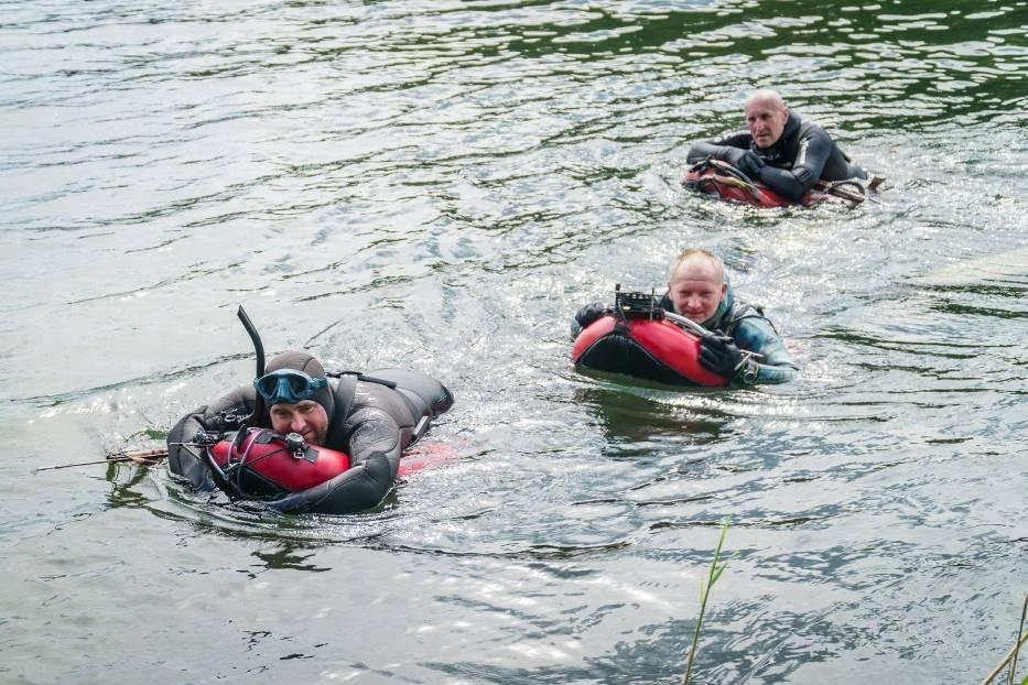 Zawody w łowieniu pod wodą odbyły się po raz jedenasty