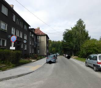 Ulica Kuracyjna w Wałbrzychu. Zobaczcie aktualne zdjęcia!