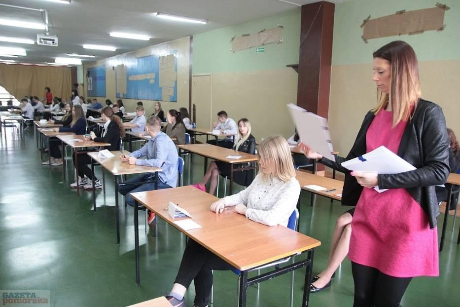 Drugi dzień egzaminów gimnazjalnych