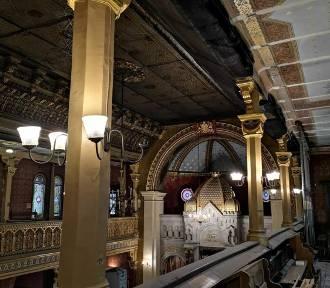 Synagoga potrzebuje remontu, konserwatorzy alarmują