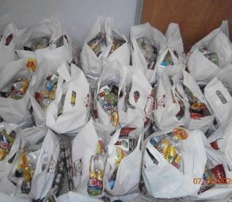 Wielkanocne paczki otrzyma 200 seniorów z Elbląga