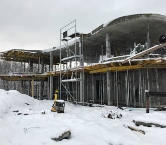 Kolejny etap prac na Zakrzówku. Rusza budowa centrum sportów wodnych