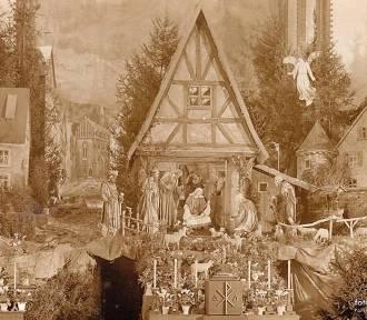 Zobacz przedwojenne szopki bożonarodzeniowe z Dolnego Śląska [ZDJĘCIA]
