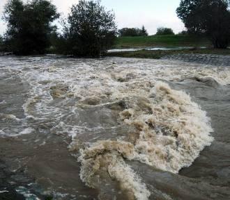 Ostrzeżenie powodziowe. Przekroczone stany ostrzegawcze na Wiśle