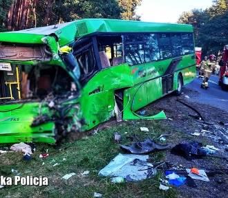 Wypadek na trasie Zielona Góra - Krosno Odrzańskie - Gubin. Co wiemy?