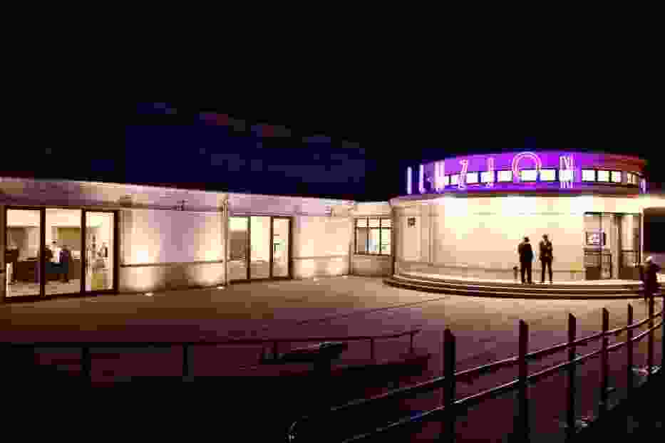 Kino Warszawa Fest