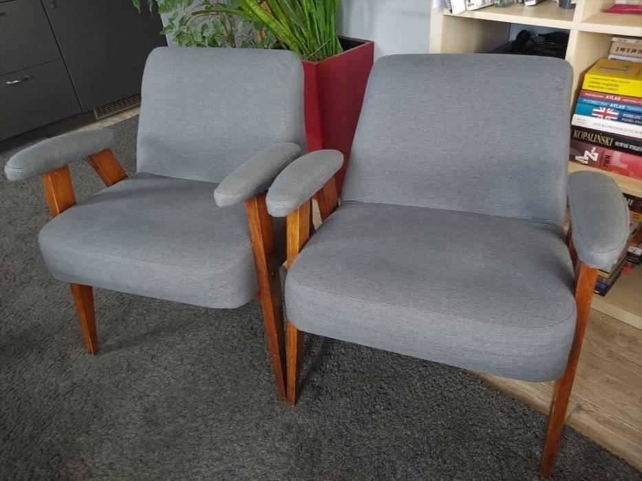 Fotel 366 ChierowskiegoTen kultowy fotel z PRL-u produkowany był od lat 60