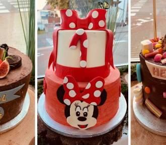 Te torty wyglądają przepysznie. Zobacz dzieła Karoliny Wiśniewskiej z Kościerzyny