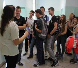 Dzień Otwarty w ZSP nr 3 w Malborku. Szkoła przekonywała do siebie gimnazjalistów
