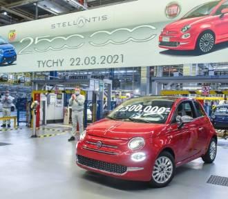 Fiat 500 nie będzie już produkowany w Tychach?