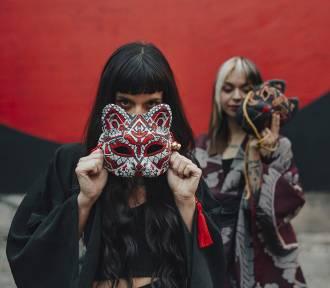 LIHO - Maski Kitsune  - zobacz jak Japonia miesza się z Meksykiem!