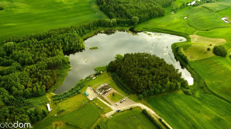 Posiadłość na jeziorem w Wielkim Leźnie 4 500 000 zł/8 333 zł/m²