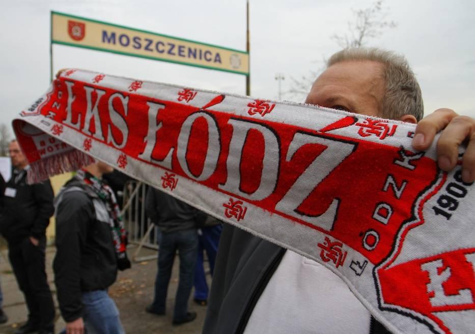 ŁKS wygrał w Moszczenicy