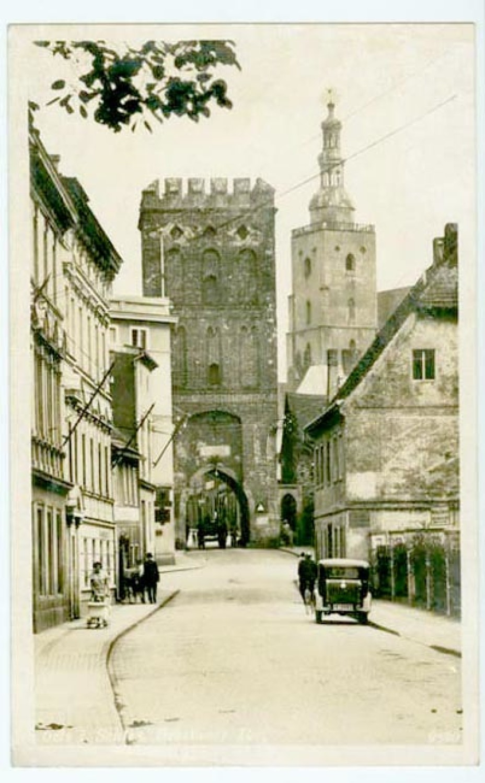 Breslauer tor  - Brama Wrocławska
