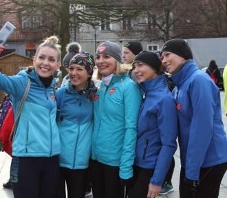 Wolsztyńskie bieganie z WOŚP - [Zdjęcia]