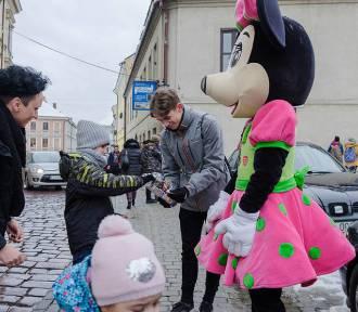 WOŚP 2019. Mieszkańcy Tarnowa bardzo hojni podczas wielkiej orkiestry serc