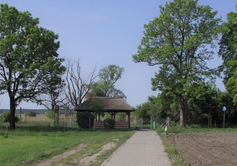 Ścieżka rowerowa Zbąszyń - Nowa Wieś Zbąska - Zbąszyń 17 maja 2020