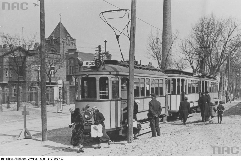 Komunikacja tramwajowa w Toruniu