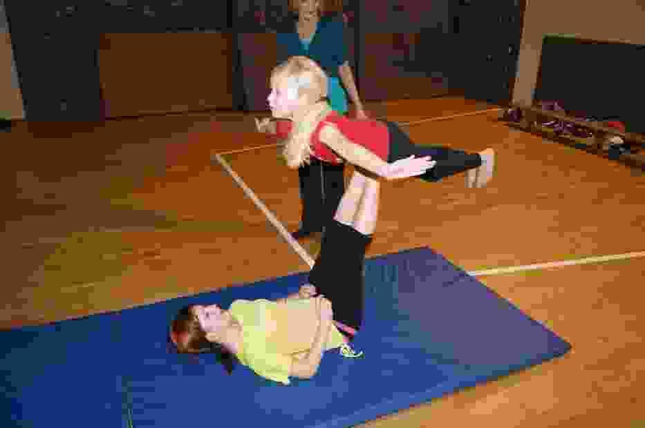 Zajęcia cyrkowe dla dzieci w Zakopanem