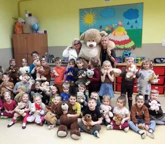W Borkowie dzieci świętowały Dzień Pluszowego Misia  ZDJĘCIA