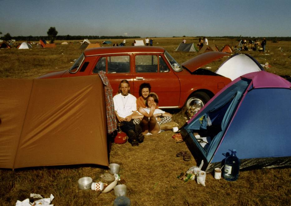 Przystanek Woodstock Żary 1997