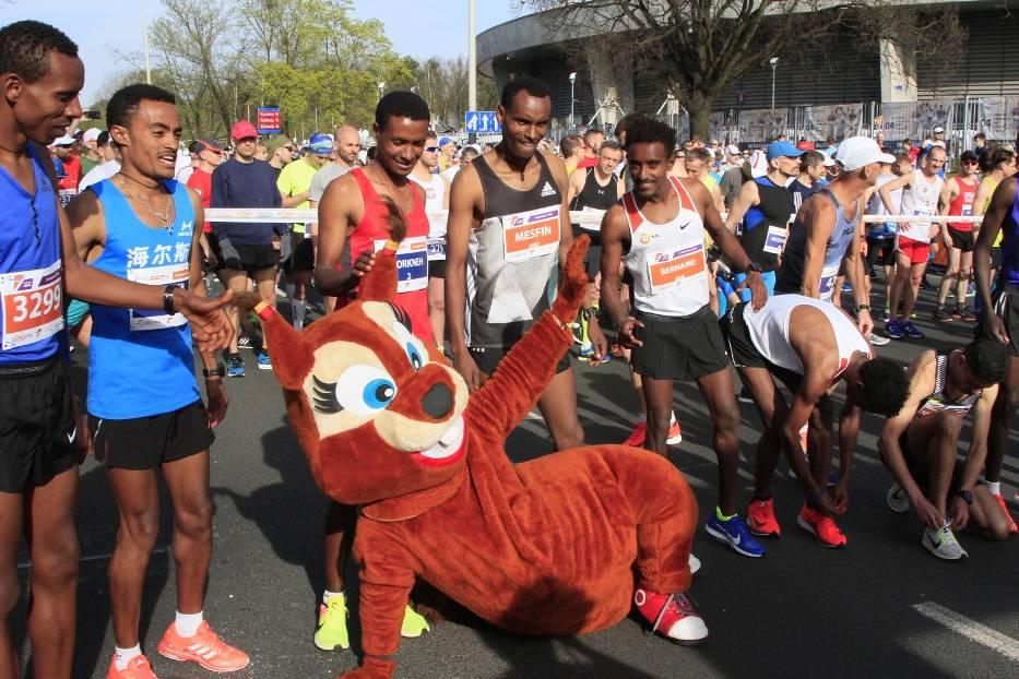 Maraton 2018 w Łodzi