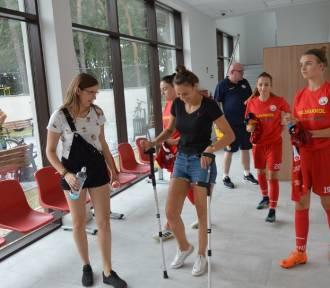 Nowy budynek na stadionie przy Łaskiej już cieszy sportowców ZDJĘCIA